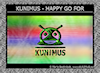 KUNIMUS - Happy go for