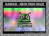 KUNIMUS - News from space