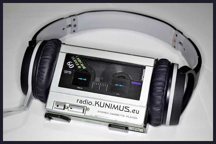 NEW MUSIC on RADIO KUNIMUS (radio.KUNIMUS.eu)