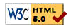 W3C checked this Site as HTML5! 0 Fehler!!!